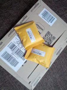 Amazon T in Angekommen
