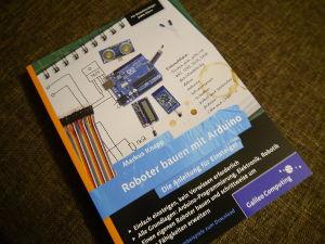 Arobot T in Roboter bauen mit Arduino
