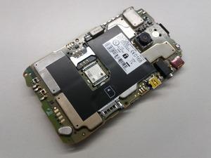 Blackberry2 B in Blackberry zerlegt