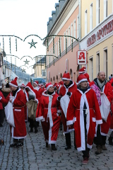 Wmu07 T in Weihnachtsmänner-Treffen